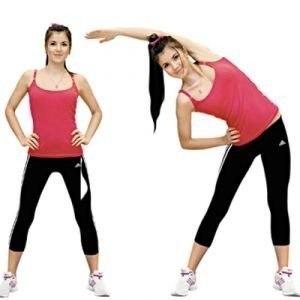 7 упражнений для идеальной талии