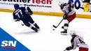 David Savard Dekes Victor Hedman Snipes Top Shelf For 1st Career Playoff Goal