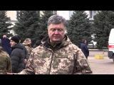 Порошенко о том, как Ахметов может возглавить ОРДО