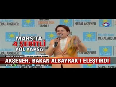 Meral Akşener'den Berat Albayrak'a Damat var ya damat çok kızmış