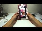 Посылка из Китая | Китайский чехол Микки маус на iPhone 4