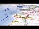 3D-видео катастрофы Ил-20 ВКС России у побережья Сирии.mp4