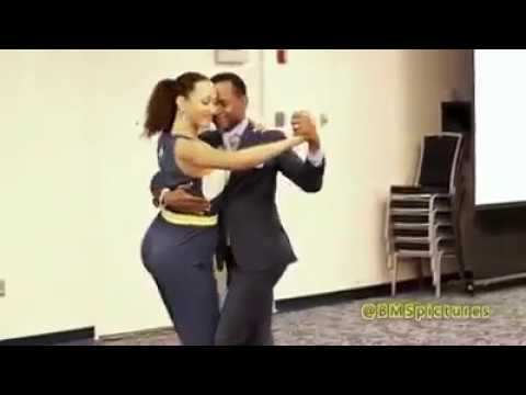 Konpa dance demo on Nu Look music - Cliford Gaelle Jasmin - FAU 2014