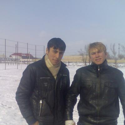 Руслан Кульвинец, 19 февраля , Санкт-Петербург, id190375687