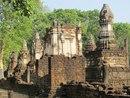 Wat Chedi Chet Thaeo, Си Сатчаналай