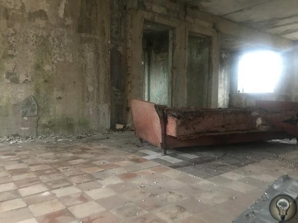 ИТАЛЬЯНСКИЕ РАЗВАЛИНЫ В РОССИЙСКОЙ ГЛУБИНКЕ