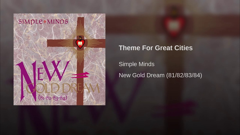 Theme For Great Cities