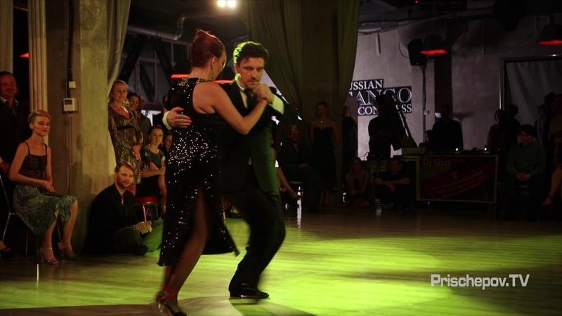 Milena Plebs Sergey Sokhnenko, Russian Tango Congress 2018