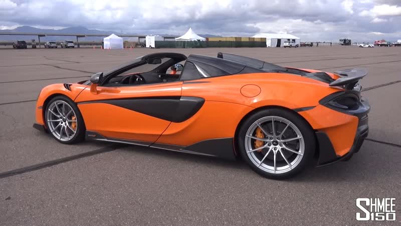 Would a 600LT Spider Complete My McLaren Line-up | TEST DRIVE