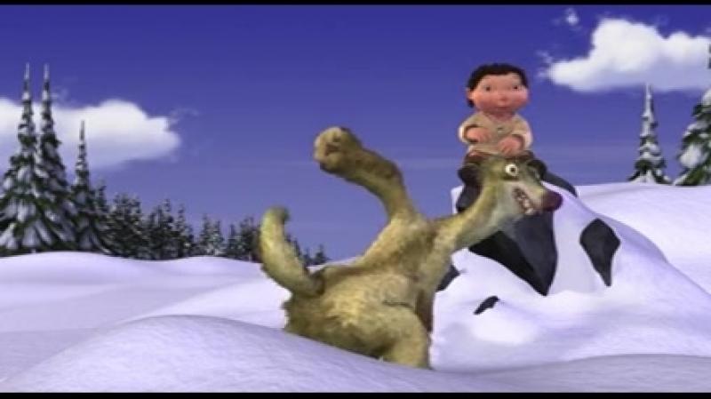 Ледниковый период / Ice Age (2002) BDRip