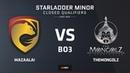 RU Mazaalai vs TheMongolz Map 1 Inferno Asia Minor EA Closed Qualifier StarLadder Majo