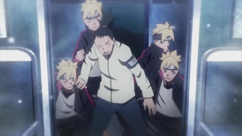[KANSAI] Boruto: Naruto Next Generations 47 / Боруто: Следующее поколение Наруто 47 серия [Русская озвучка]