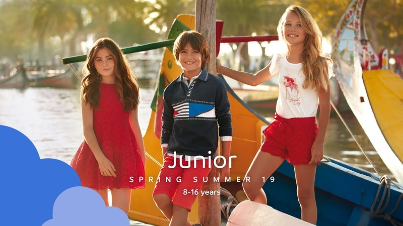 Nueva Colección JUNIOR Primavera/Verano 2019   Mayoral.com