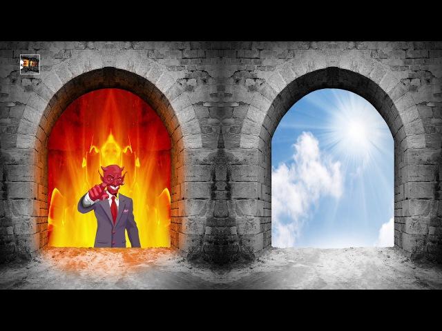 Для чего Аллах создал сатану . Анонс