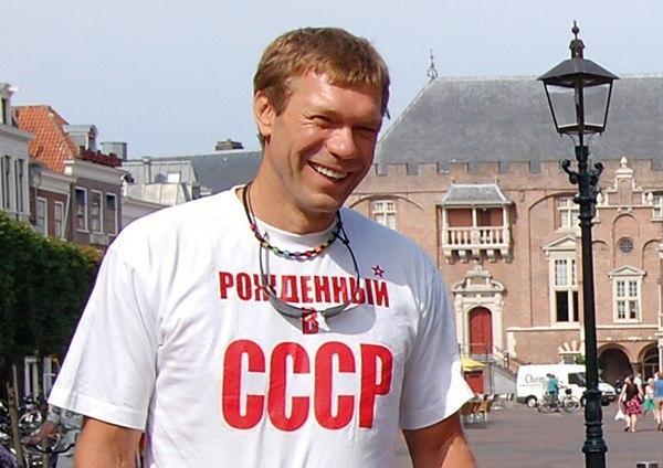 Народный депутат от Партии Регионов Олег Царев баллотируется в президенты