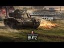 СТРИМ 3 WoT Blitz, СУ-85. Качаю советскую ветку с друзьями