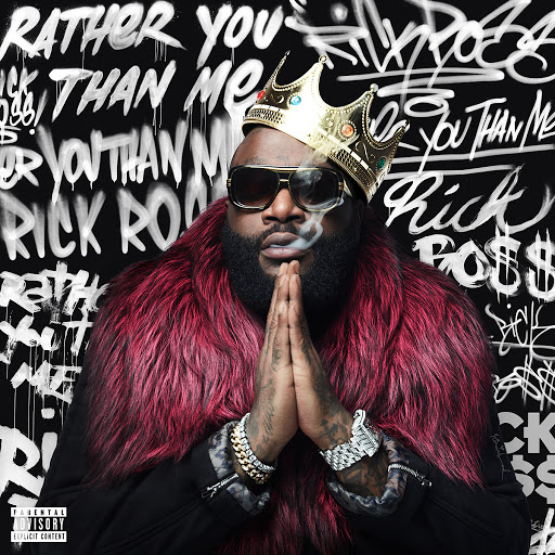 Rick Ross альбом Rather You Than Me