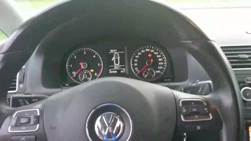 МОЯ НОВАЯ МАШИНА VW CROSS-TOURAN