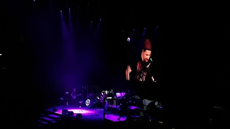 David Garrett Live in Zagreb part II.I Performing Prince Purple Rain