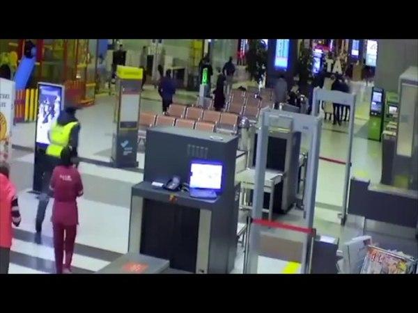 Гонки по аэропорту Казани - сирота казанская