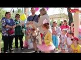 Детский праздник в ЗимаЛетоПарк