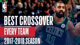 Best Crossover From Every Team   2017-2018 Season #NBANews #NBA