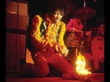 Jimi Hendrix - Amazing Performance at Monterey Pop 67