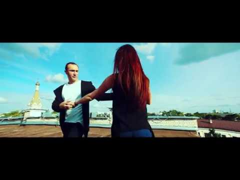 Танцы на крыше. Сергей Финский и Анна Гробицка. Бразильский зук.