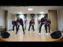возвращение.танец-поздравление на 8 марта 2017 сш№14 г. Брест от выпускников 201