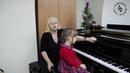 Татьяна Григорьевна Шкловская Донотный период в классе фортепиано