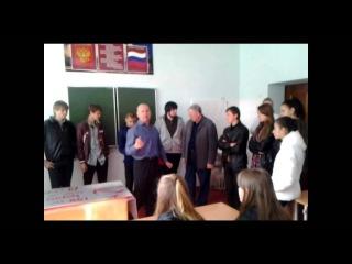 8 октября 2013 г. - школы г. Кисловодска, Лидер 21 века
