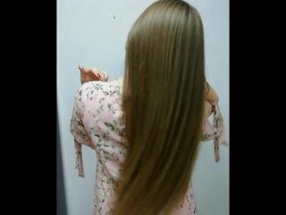 Кератиновое выпрямление волос @ann_buzuluk_keratin_botox