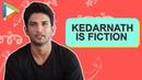 Sushant Singh Rajput OPENS UP on Love Jihad, Religion, and Education | Kedarnath