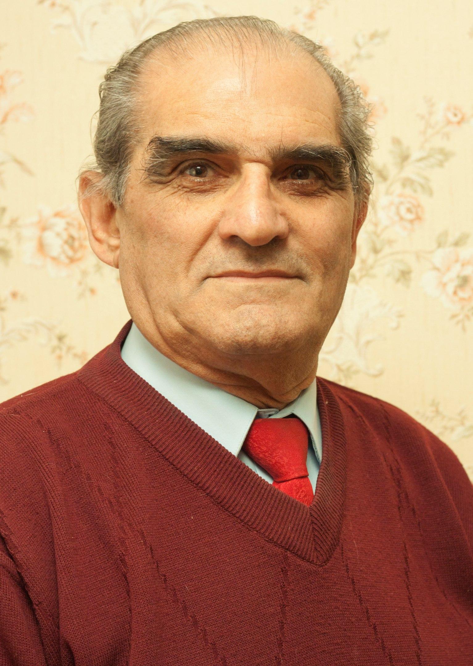 Галустов Валерий