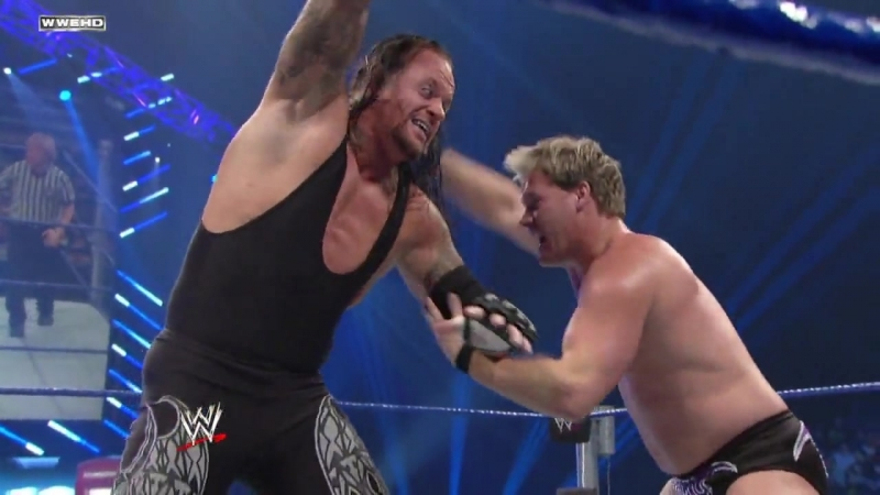 Undertaker vs. Chris Jericho SmackDown 14.11.2009