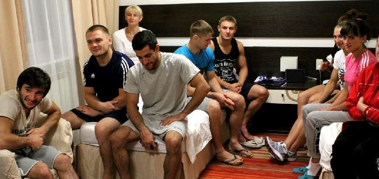 сборная Беларуси по дзюдо