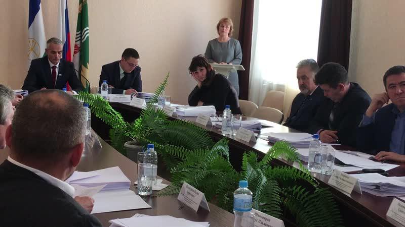 Обсуждение оклада главы Краснокамского района