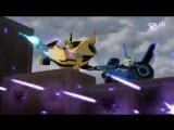 Autobots VS Soundwave et Lazerbeak