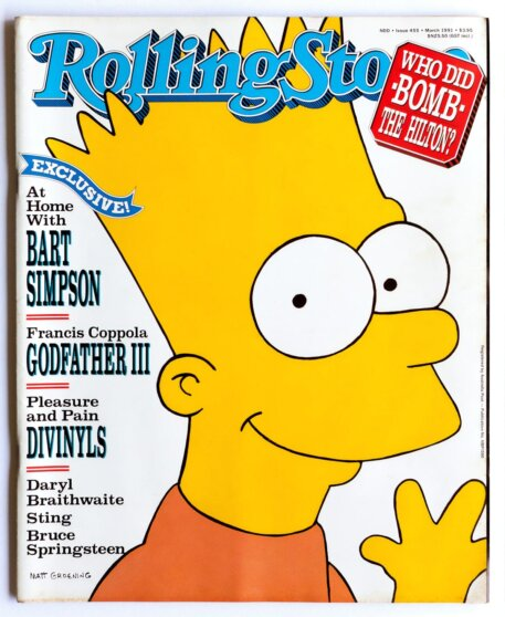 Как за 30 лет Симпсоны стали самой известной американской семьей Автор статьи - Александр Зайцев Источник - «Будем стараться, чтобы американские семьи были как можно больше похожи на Уолтонов и