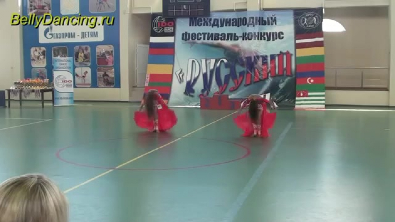 Алина Дебышева-Мария Радина. Русский берег-2013 19973