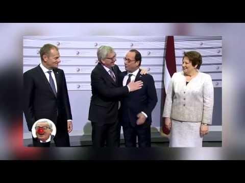Jean Claude Juncker la honte de lEurope