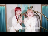 [BACKSTAGE] Puzzle Moon MV Shooting