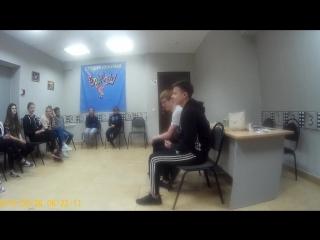 Мастер-класс от Марины Богатовой группа №10