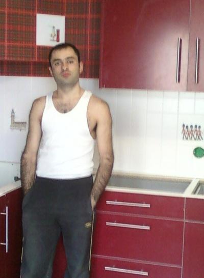 Армен Маргарян, 11 января 1983, Москва, id206336436