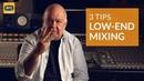 3 золотых правила в работе над низкими частотами от Lu Diaz (Jay Z, Beyoncé)   Озвучка NPL  
