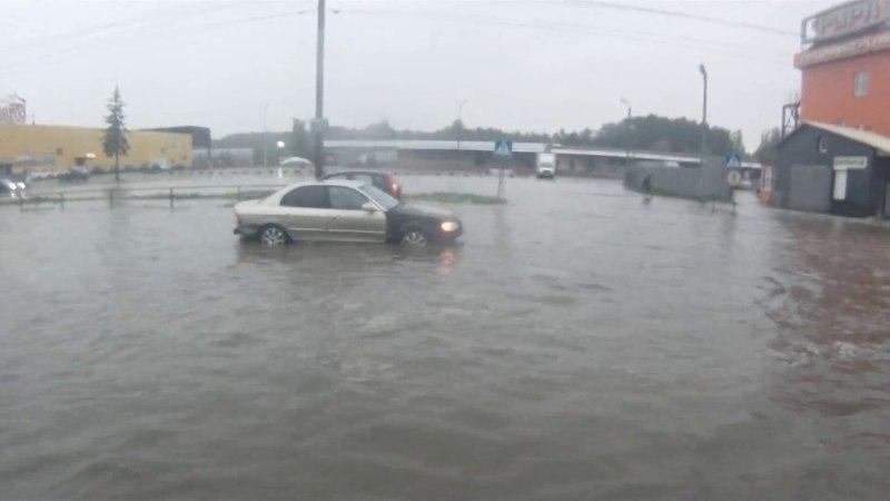 Кострома наводнение последние часы