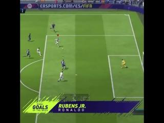 FIFA 18 - Голы недели - Выпуск №15