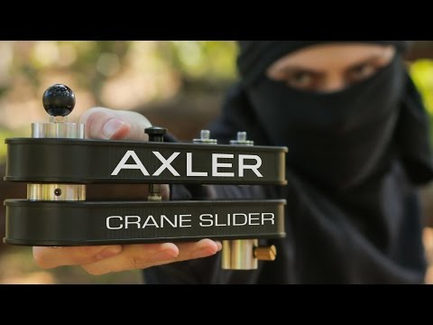 Folding Crane, Hidden Slider – The Axler Foldable Crane Slider