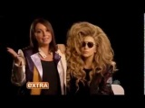 Lady Gaga Interview - EXTRA TV