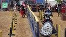 Удача рыцаря непостоянна: в Москве стартовал рыцарский турнир святого Георгия